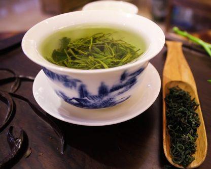 flavonoid koronavírus zöld tea